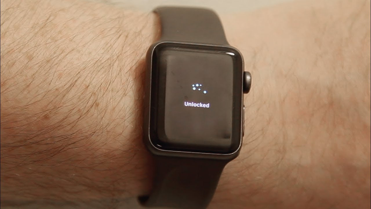 How to Eject Water from Your Apple Watch's Speaker After