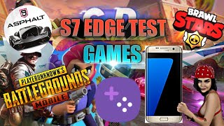 S7 EDGE Test Games Fortnite, Ark #S7pubgmobile #creativedestruction #freefire #fortnite #asphalt9