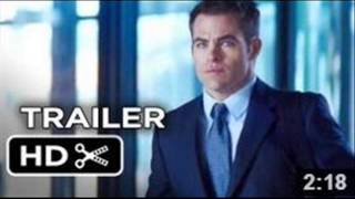Jack Ryan: Shadow Recruit Official Trailer #1 (2014) - Chris Pine Movie HD 1191039