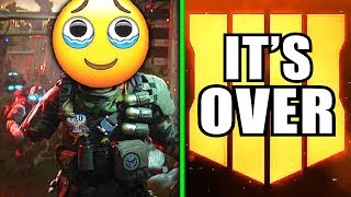 Black Ops 4 Will DIE if this Continues.. (BO4 Problems & BO4 Rant)