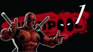 Let's play (CZ): Deadpool - Antihrdina (#1)