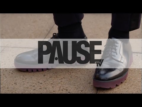 Men's Street Style Interviews: East London - PT 2