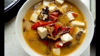 chinese tofu tomato soup www china memo com