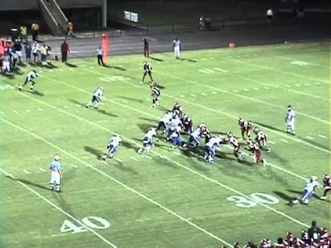 #5 Vonnie Perkins Warwick Football 2011