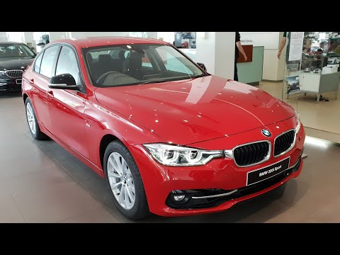 In Depth Tour BMW 320i F30 LCI Sport Line - Indonesia