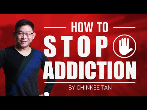 SELF TIPS: How To Overcome An Addiction