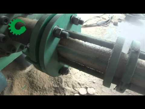 Mechanical Stamping Briquette Plant, Biomass Briquetting Machine, Briquetting Press