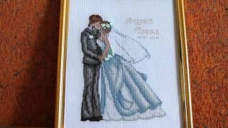 Окончание свадебной метрики