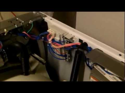 Kenmore Elite Pressure Switch F35 Youtube