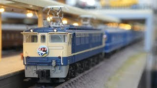 鉄道模型(Nゲージ):アトリエminamo vol.264:EF65 +14系臨時特急「踊り子」