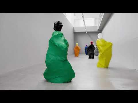 Ugo Rondinone: 'nuns + monks' at Esther Schipper Berlin