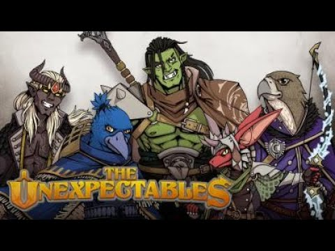 DND The Unexpectables 120: The Lion The Wish And The Wartribe