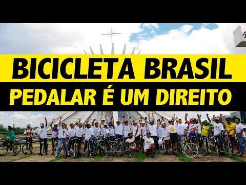 Bicicleta Brasil - Pedalar é um direito