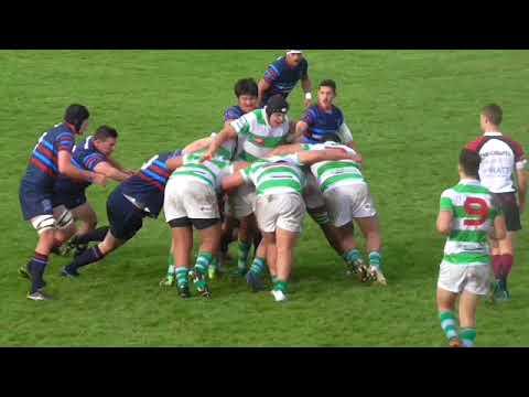 2018 Waikato Club Premier A Week 9: Morrinsville Sports vs Hamilton Marist