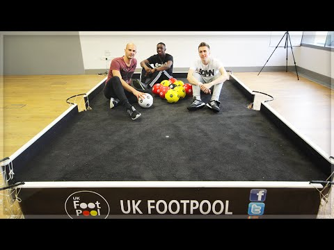 Thumbnail: FOOTPOOL?!?!?! With Daniel Cutting & Tobi