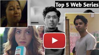 Top 5 Web Series on Youtube |Hindi|