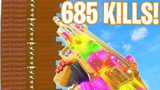 Download Video WORLDS FIRST 600+ KILL GAMEPLAY.. (WORLDS MOST KILLS!) - COD BO4 MP3 3GP MP4