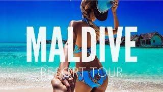 L' ISOLA PIU' BELLA delle MALDIVE