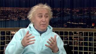 Gene Wilder on Late Night