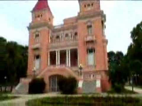 Bacardi Mansion, Santiago De Cuba - via 'Coco' taxi