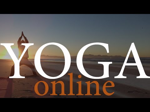 Easy Yoga Class Part 3 Floor Sequence 14 Minutes