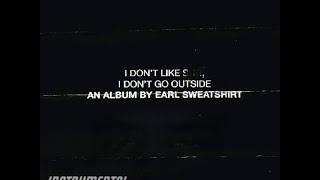 Earl Sweatshirt - Off Top [Instrumental]