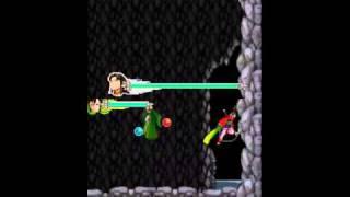Legend of Kage 2 Ayame boss battle (Chihiro,no damage,no ninjutsu)