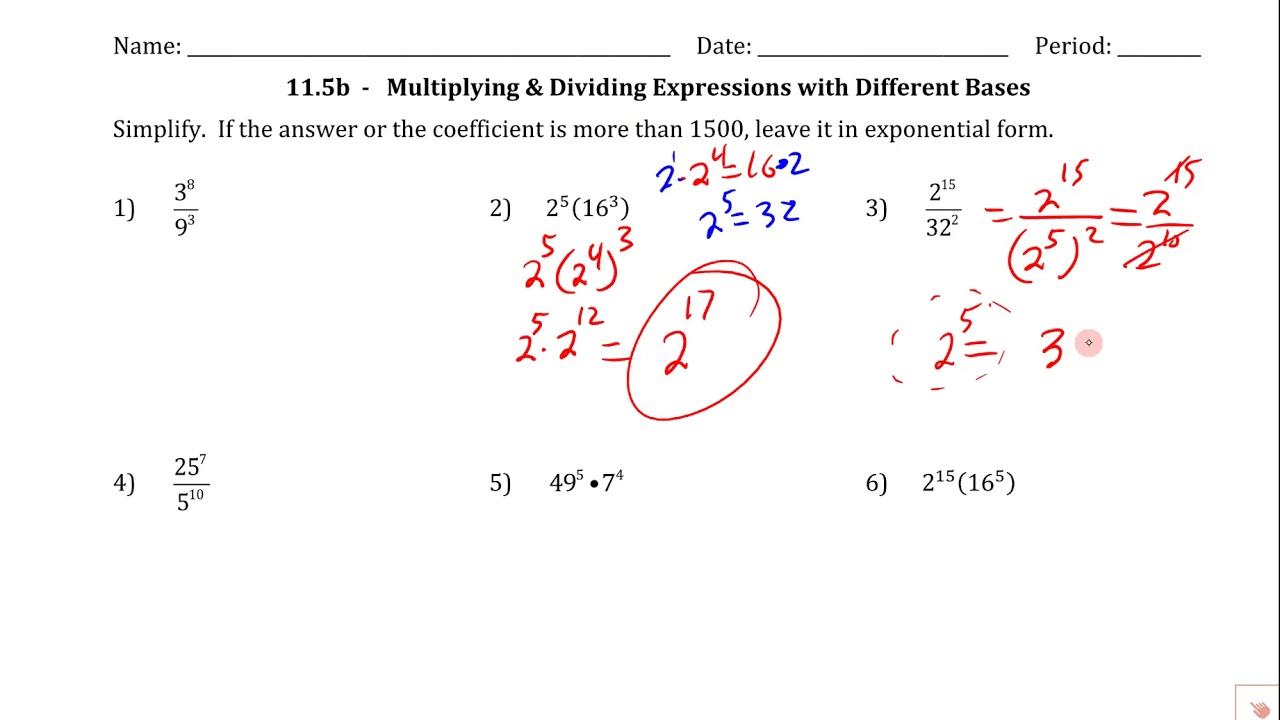 Multiplication of numbers in different bases in dating