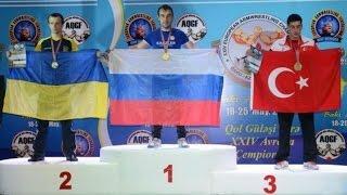 Двукратный чемпион мира по армрестлингу - Азрет Акбаев(Железный мир: https://www.youtube.com/user/zheleznyjmir Подписывайтесь: Ютуб: http://www.youtube.com/channel/UCOIOuw1zWnJf-VM75PjhPfQ Группа в ..., 2016-08-21T17:52:45.000Z)