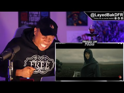 TRASH or PASS! NF (The Search) [REACTION!!!]