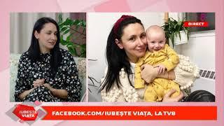 Iubește viața / Nata Albot, despre sarcina, naștere acasă vs spital și călirea copiilor / 19.04.19 /