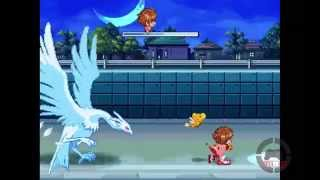 Animetic Story Game 1: Cardcaptor Sakura Gameplay - OP + Episode 1 [ENG SUB]