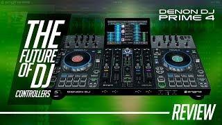 The Future of DJ Controllers | Denon Prime 4 (Review)