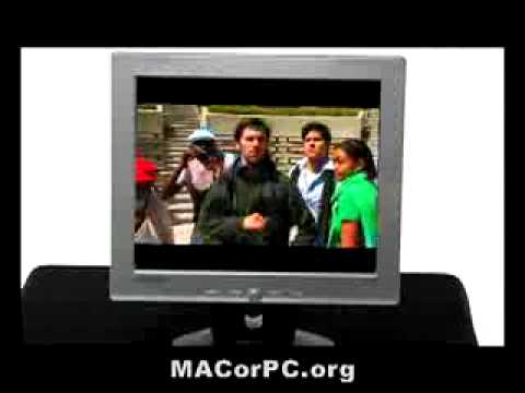 Mac or PC rap