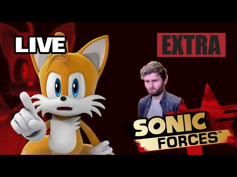 Sonic Forces - S Rank All Special & Extra Stages Walkthrough Gameplay