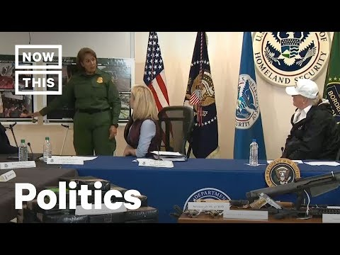 Trump Learns Why a Wall Won't Work From a Border Patrol Agent | NowThis