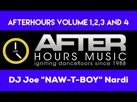 "Afterhours Volume 1,2,3, And 4 ""NAW-T-BOY"" Nardi Live Stream"