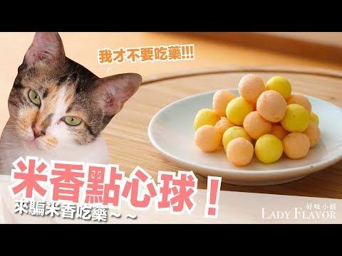 米香都不吃藥啦!騙貓吃藥料理~【好味貓廚房】EP118