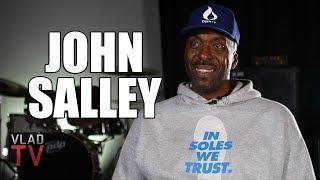 John Salley Names His Top 5 NBA Players, Michael Jordan Isn