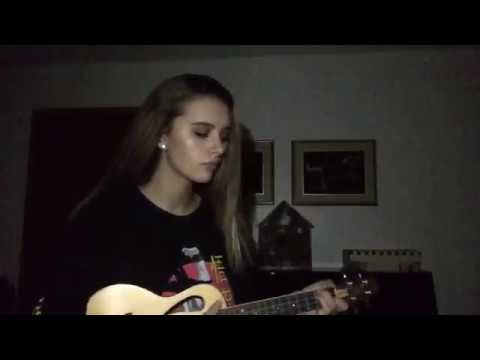 one time by marian hill // ukulele cover by jonna g