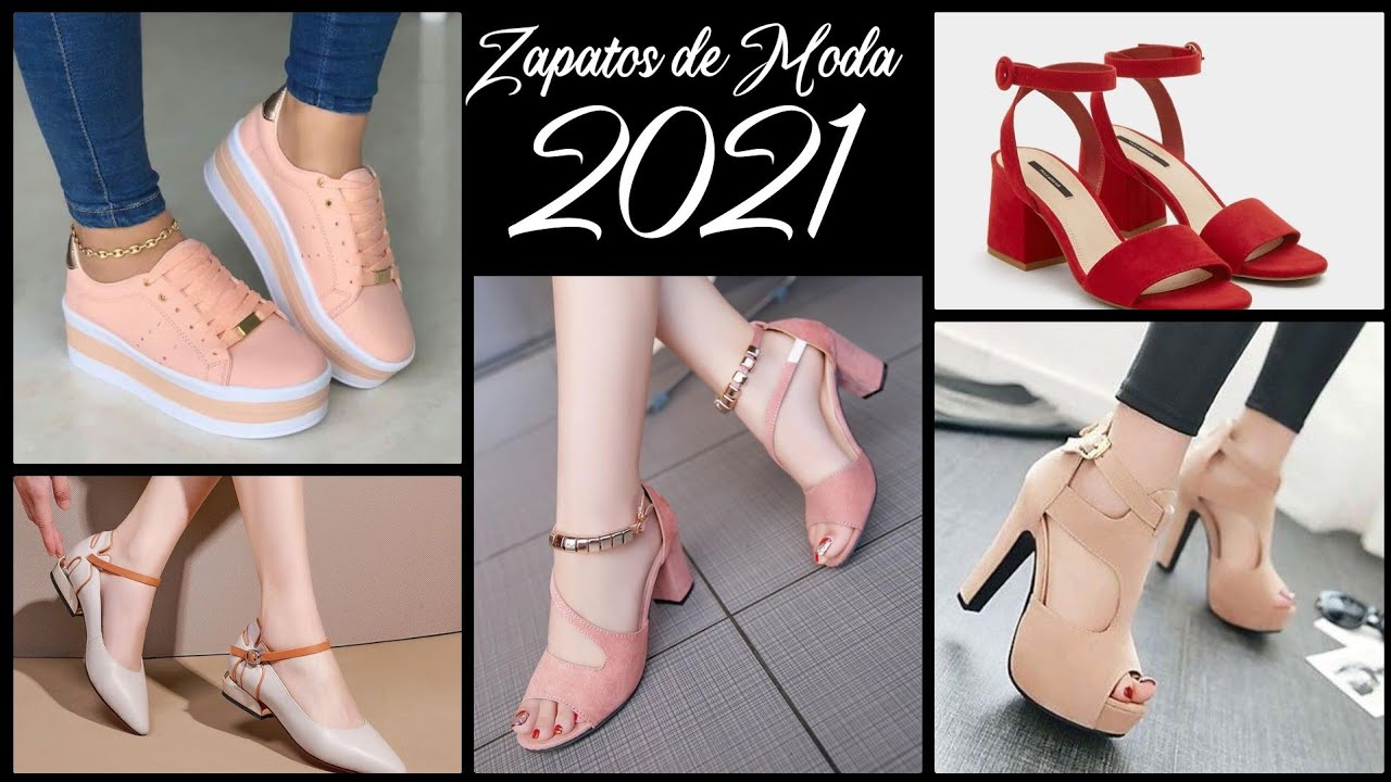 Download ZAPATOS DE MODA 2021 MUJER/ TENDENCIA MUJER/FASHION SHOUS2021