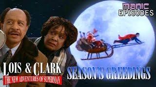 Lois & Clark: The New Adventures of Superman: Season's Greedings (1994) (Manic Episodes)