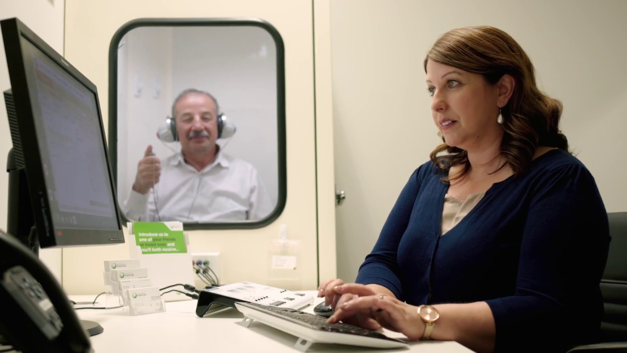 Free Hearing Test | National Hearing Care