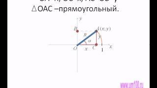 Тригонометрические функции в алгебре.avi