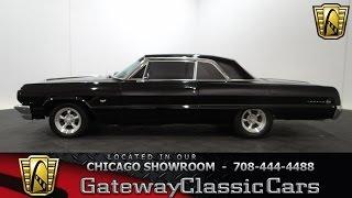 1964 Chevrolet Impala Gateway Classic Cars Chicago #1057
