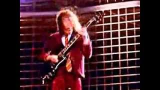 ACDC   Thunderstruck   Angus Young   Live Donnington)