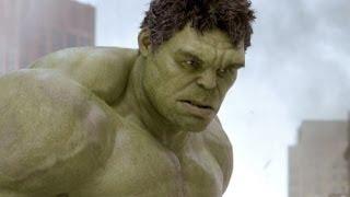 The Spirit of Fear. The Hulk speaks