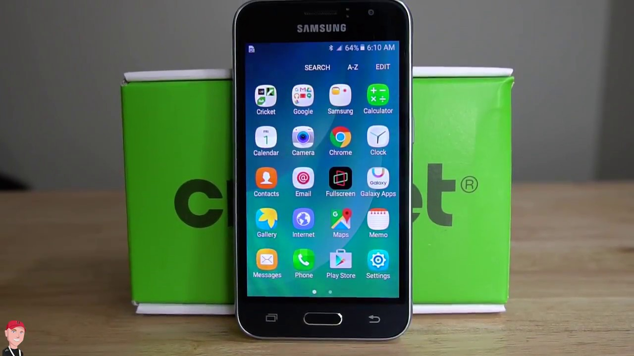 How To Unlock Samsung Galaxy Amp 2 For Other Carriers