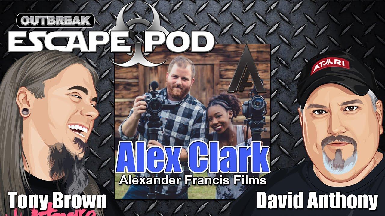 Escape Pod Interview with Alex Clark