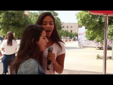 Closeup Egypt - AUC Karaoke 1